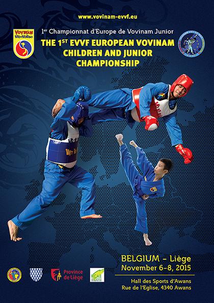 EVVF Junior Poster