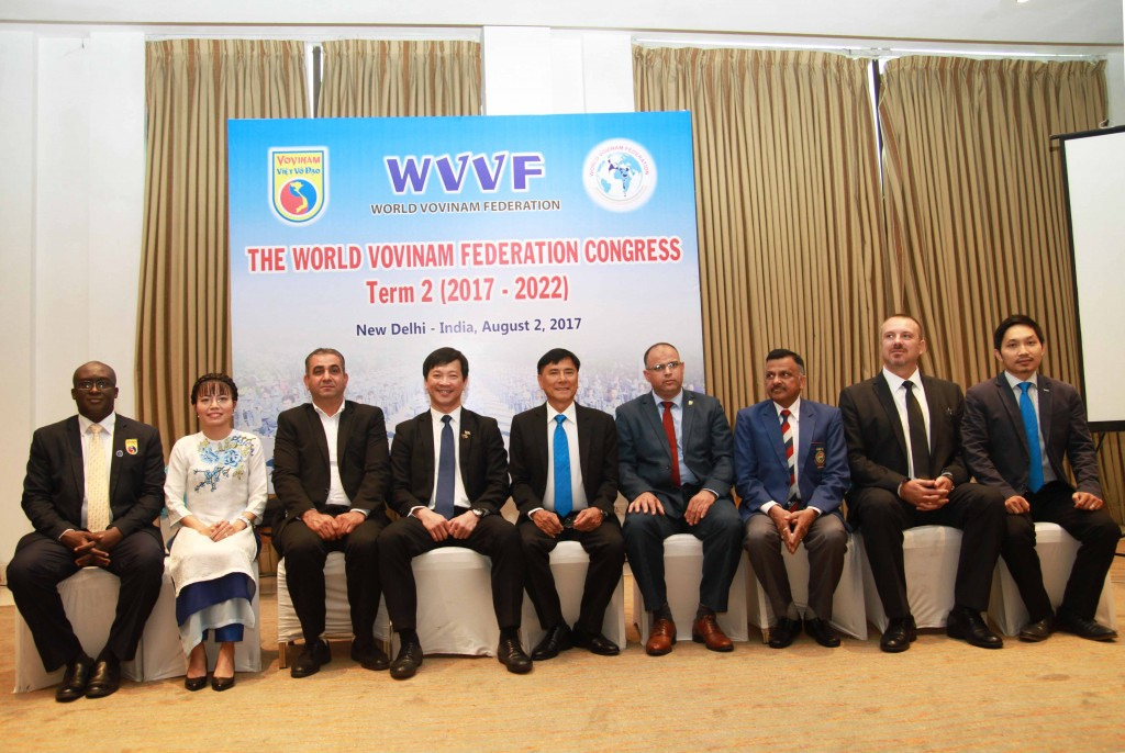 WVVF Executive Bureau 2017