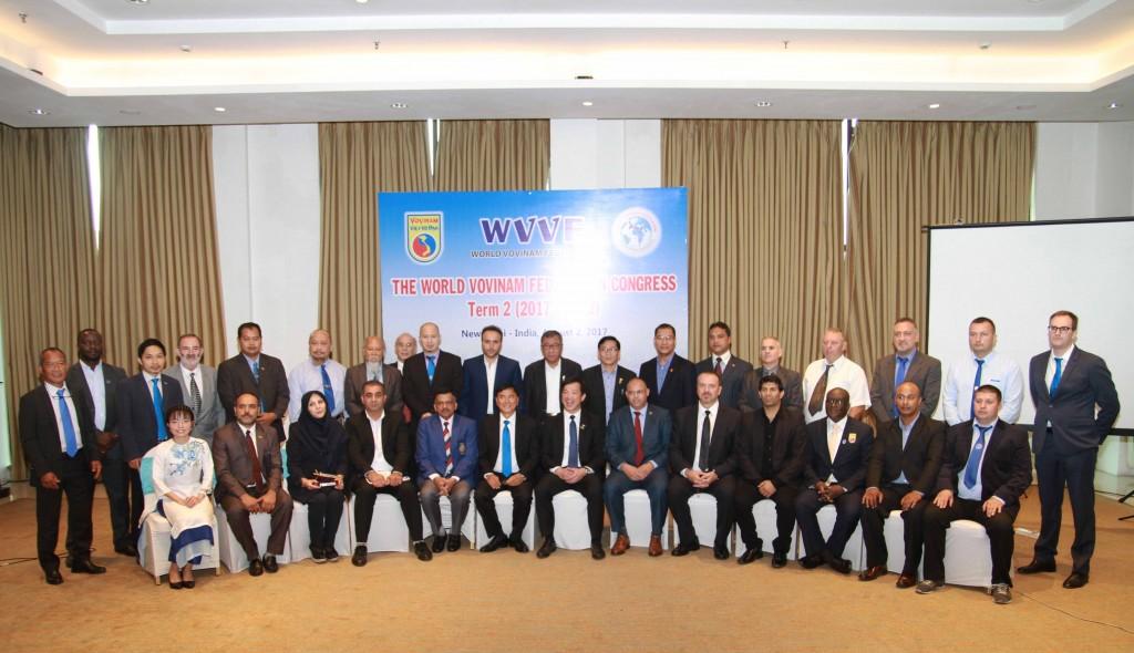 WVVF Executive Council 2017